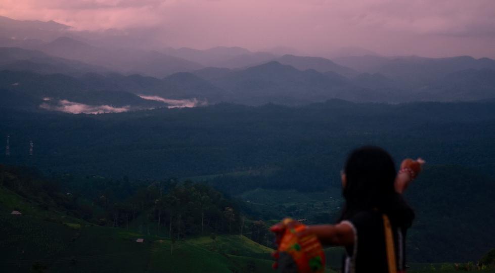 Northern Thailand views