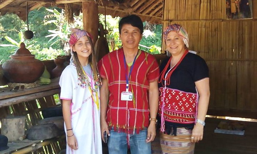 1 Day Hilltribe tour Chiang Ma