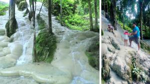 Bua Tong waterfall Chiang Mai