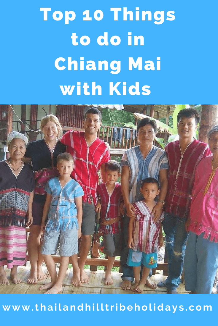 Top 10 Things to do in Chiang Mai with Kids - Northern