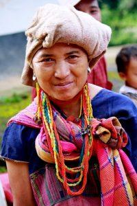 Karen hill tribe , Thailand