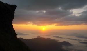 Phu Chi Fah sunrise