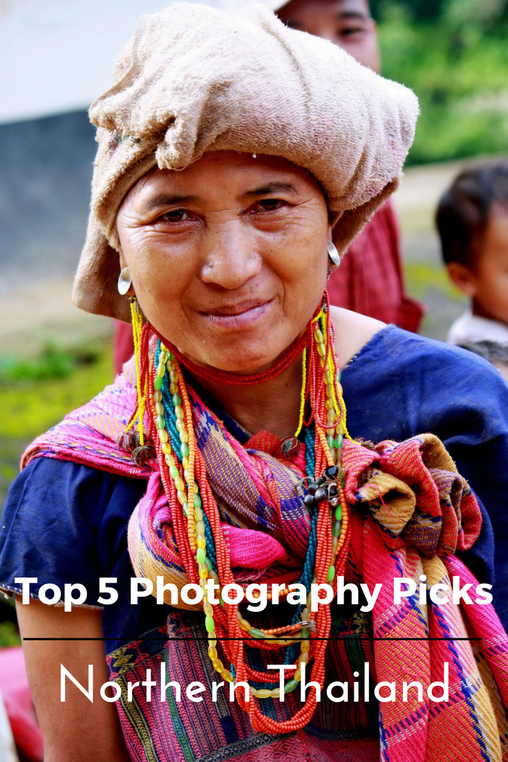 Top 5 Photo Picks Northern Thailand