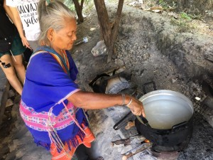 Karen Hilltribe Cooking