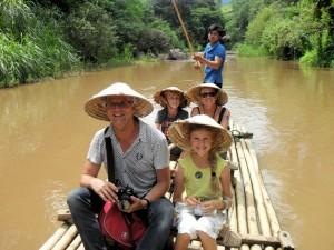 Bamboo Rafting - Chiang mai