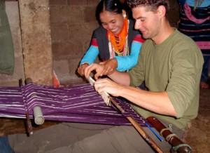 Hilltribe Cotton Weaving