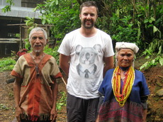Traditional Karen Hilltribe villagers